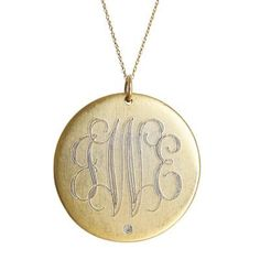 Gold & Diamond Necklace from Golden Thread