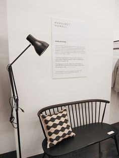 Margaret Howell, featuring Anglepoise Type75 lamps