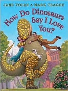 We love these books