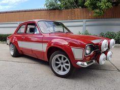 Escort Mk1, Ford Escort, Ford Rs, Car Ford, Austin Cars, Dream Car Garage, Bullen, Ford Classic Cars, Hot Rides