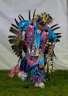 Native American Dancer 5 by ahisgett, via Flickr