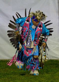 Native American Dancer 5 by ahisgett, via Flickr