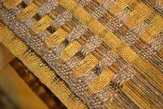 Elisabeth Hill: plainweave | deflected double weave | Western Massachusetts, U.S.A.
