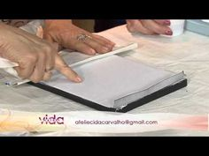 Vida Melhor - Artesanato: Transfer em madeira (Cida Carvalho)