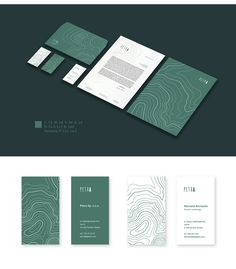 Branding and series of packaging. Branding and series of packaging. on Behance Corporate Identity Design, Logo And Identity, Brand Identity Design, Business Branding, Business Card Design, Design Corporativo, Logo Design, Graphic Design Branding, Graphic Design Posters