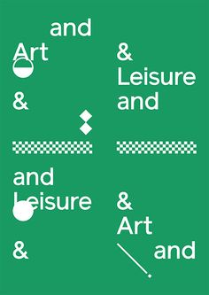 Art & Leisure, catal