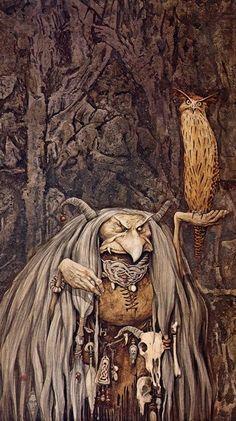 trickstersmakethisworld: Scandinavian Folklore –...