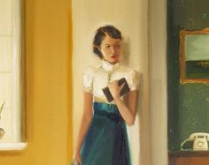 pen, hill paint, janet hill, color, book, catherin listen, paintings, artwork, artist janet