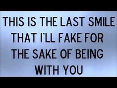 Linkin Park lyrics - pushing me away. one of my favorite songs by them