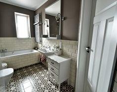 Łazienka styl Eklektyczny - zdjęcie od ANA & BERTA PROJEKT