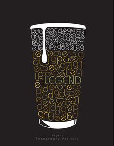 simple typography art - Google Search | Typography art | Pinterest ...