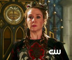 """""""No, you can't do that,"""" Queen Catherine ~ Reign"""