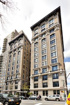 Apartment Building Ghostbusters ghostbusters building (55 central park west , ny) | filming
