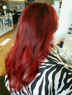 RED ❤❤❤❤ BY Stephanie @Studio 138