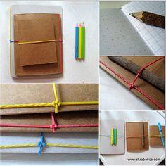 super easy notebooks 3 by Škrabalica