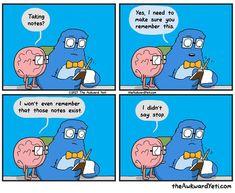 30 Cute Awkward Yeti Comics