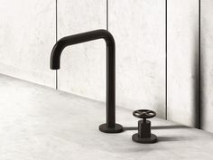 FONTANE BIANCHE 2 hole washbasin tap Fontane Bianche Collection by Fantini Rubinetti design Elisa Ossino