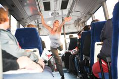 Back of the Bus. Java Dance Company. Otago Festival of the Arts.