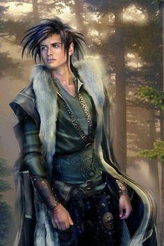 elfes des bois | ... deux catégories principales : les elfes clairs et les elfes noirs