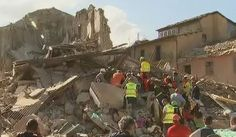 Stanotte la terra ha tremato con epicentro vicino Accumoli, in provincia di…
