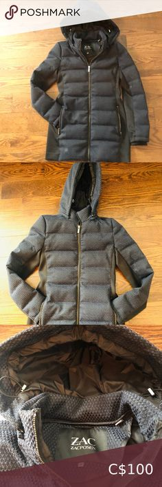 I just added this listing on Poshmark: Zac Posen Navy down jacket. #shopmycloset #poshmark #fashion #shopping #style #forsale #ZAC Zac Posen #Jackets & Blazers Zac Posen, Absolutely Gorgeous, Winter Coat, Blazers, Tights, Navy Blue, Winter Jackets, Best Deals, Fitness