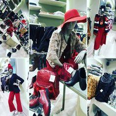 Il nostro store si tinge di rosso x qst capodanno 2016 👄👄👄 ... #OnlyEkhòModa #EnjoyChristmasPromotion #Sconti #TuttoFinoAl --- 50 %%% 🎉🎉🎉