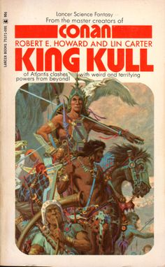 King Kull - Robert E. Howard and Lin Carter