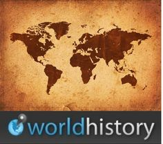 World History: Outlines, PowerPoints, Lesson Plans, Worksheets, Maps, and More. Useful for teachers.