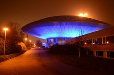 evoluon Great Places, Places To See, Eindhoven Netherlands