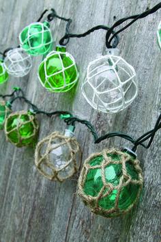 25362 - Plastic Float String Lights - #plastic #float #stringlights #home #homeentertaining #decor #outdoor #garden #indoor #lights #lighting #ocean #sea #atlmkt #webringthefun #wholesale
