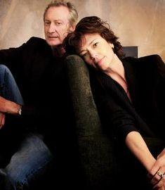 Bryan Brown and Rachel Ward married since 1983.