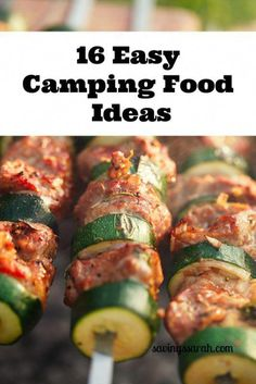 Need camping meal and snack suggestions that will make food prep a breeze? Check out these 16 Awesome Easy Camping Food Ideas. Need camping meal and snack suggestions that will make food prep a breeze? Check out these 16 Awesome Easy Camping Food Ideas. Rv Camping Recipes, Camping Meals For Kids, Kids Meals, Snack Recipes, Camping Tips, Camping Cooking, Camping Essentials, Camping Checklist, Camping Games