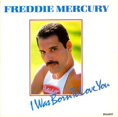 Smash Hits Singles: Freddie Mercury - I Was Born To Love You (CBS)