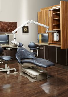 Midmark Artizan dental cabinetry