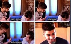 ZARRY AWWWWWWW SO CUTEEEEEE ♡♡♡ << Preach it, Zayn. Preach. 《 Gotta love Zen.