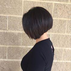50 Elegant Long and Short Angled Bob Hairstyles — Simple and Stylish