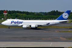 Polar Boeing 747 freighter
