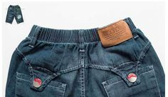 Retail Kids Clothes Free Shipping Boys Jeans Summer Wear,Cotton Shorts K0835