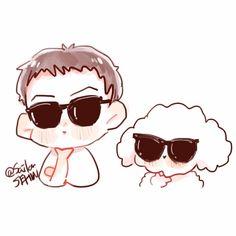 Sehun vivi Sehun Vivi, Baekhyun, Chibi, Exo Stickers, Exo Fan Art, Fanart, Kpop Exo, Kawaii, Easy Drawings