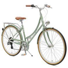 Retrospec Bicycles - Venus-7 Step-Thru Seven-Speed City Bike , Retrospec Bicycles - 8