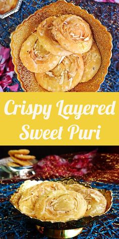 Chirote Crispy Layered Sweet Puri how to make crispy layered sweet puri diwali recipes Vegetarian Tastebuds indian vegetarian recipes veg recipes Holi Recipes, Veg Recipes, Healthy Recipes, Sweets Recipes, Diwali Recipes, Vegetarian Recipes, Cooking Recipes, Paneer Recipes, Cheap Recipes