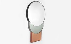 Doshi Levien Squarable Lune Mirror