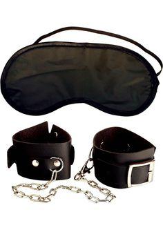 Fetish Fantasy Beginners Cuffs Black