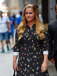 Amy Schumer's Stylist on Her I Feel Pretty Wardrobe: Amy Wanted to Be 'Comfortable and Effortless' Amy Schumer, Girly Movies, New Movies, I Feel Pretty Movie, Pretty Outfits, Cute Outfits, Style Icons, Personal Style, Stylists