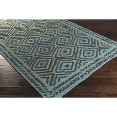 ATS-1013 - Surya   Rugs, Pillows, Wall Decor, Lighting, Accent Furniture, Throws 5'X8' or 8'X11'