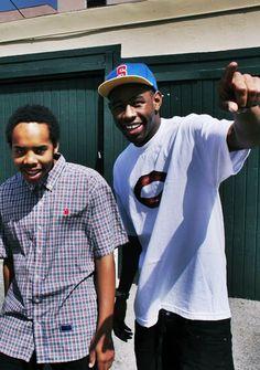 Earl Sweatshirt & Tyler, The Creator