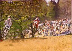 Jmb # Dave Strijbos # motocross 125cc 1988