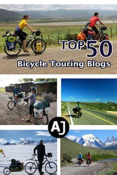 Top 50 Bicycle Touring Blogs. The best cycling adventure blogs on the web ranked by Alexa, Domain & Page Authority.