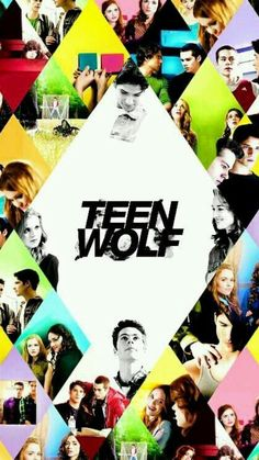 Teen Wolf/one love:3