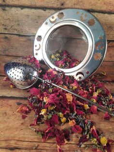 Loose Tea Infusers  Cup or Spoon Style by WildSageApothecary, $8.00